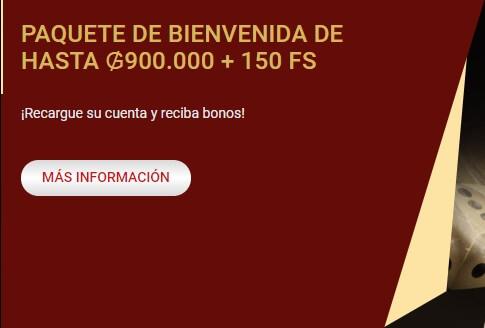 Play 595 Bono de Bienvenida